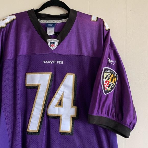 NFL Baltimore Ravens Michael Oher Jersey